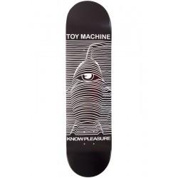 """TABLA TOY MACHINE 8"""" TOY DIVISION"""