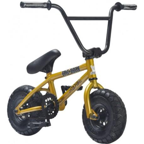 MINI BMX I-ROK+ GOLD DIGGER